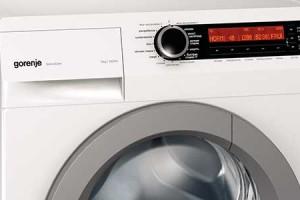 Возможные поломки в стиральных машинах Gorenje