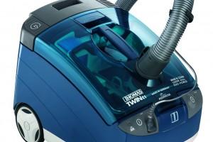 Пылесос Thomas TWIN T1 - не включается, замена двигателя