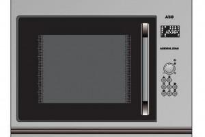 Встраиваемая СВЧ AEG MCC663EAL - замена электронного модуля
