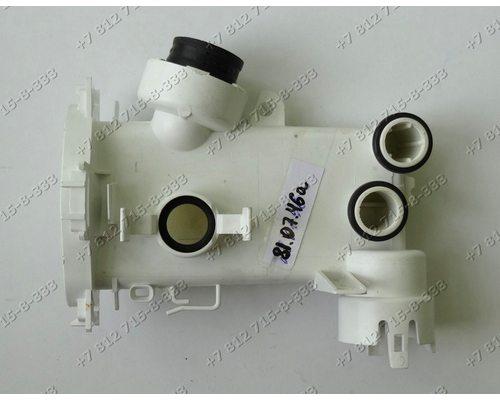 Корпус тэна в сборе с резинкой посудомоечной машины Bosch SGS44E12RU/37