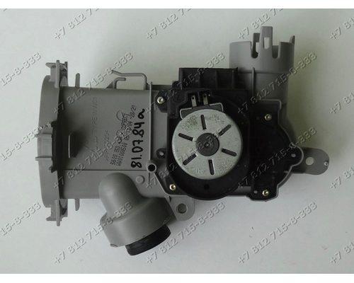 Корпус тэна с моторчиком 5600053434  посудомоечной машины Bosch
