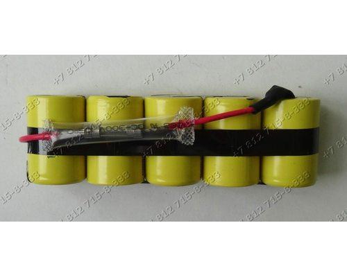 Аккумуляторы пылесоса Electrolux ZB2811, ZB2812, ZB2813, ZB2815, ZB2820, ZB2821 - 4055019105 - ОРИГИНАЛ