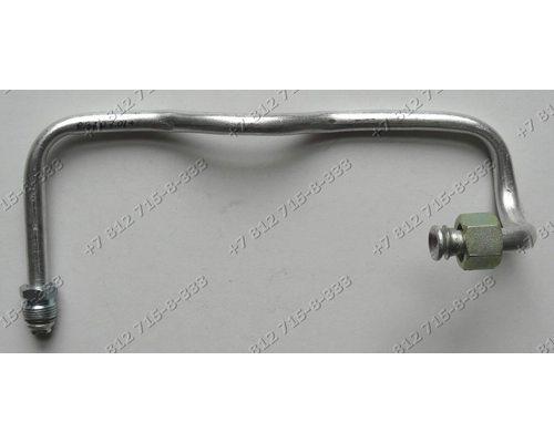 Газовая трубка от большой конфорки для плиты Bosch NGM615XEU