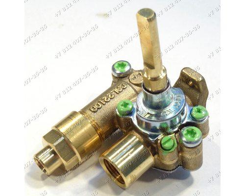 Газовый кран 0-150С CAL22101 для плиты Gorenje 641233