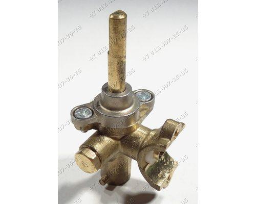 Газовый кран в сборе с жиклером - 65 ГМГ2.00-03 для плиты Гефест