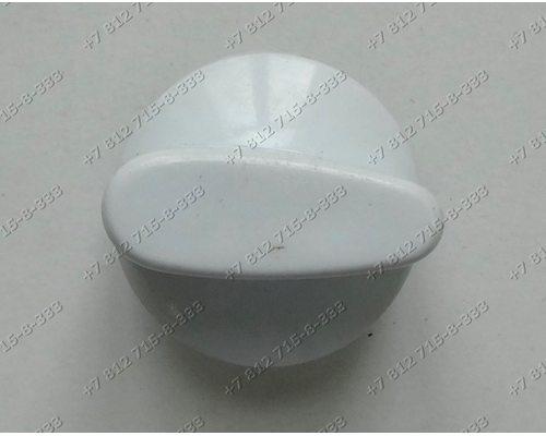 Ручка крана белая для плиты Лада 14.110 00000000143