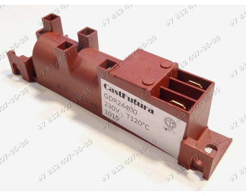 Генератор поджига 4 контакта без заземления 230V GDR24400 CastFutura для плиты