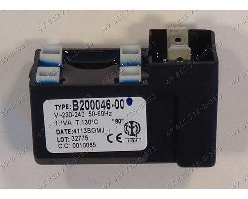 Блок розжига для плиты AEG, Zanussi Electrolux и т.д. B200046-00 - ОРИГИНАЛ!