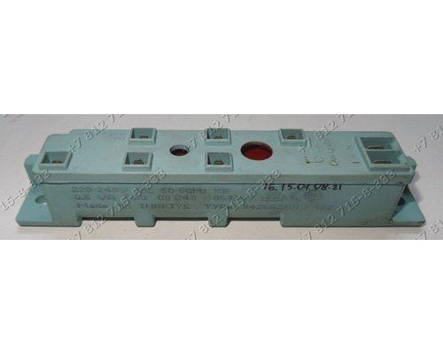 Генератор поджига 220-240V 50-60Hz 0,6Va 342652201 на 6 контактов без заземления плиты Electrolux Gorenje