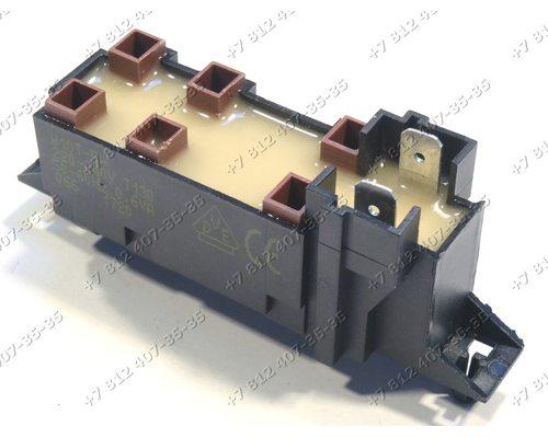 Генератор поджига W10T-5A 220-240V T130 50-60Hz 0,6VA для плиты Hansa