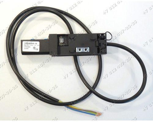 Блок поджига с клеммной коробкой и кабелем - генератор поджига B230046-00 для плиты Indesit Ariston