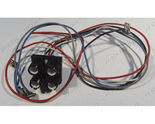 Индикатор остаточного тепла 1550.560 T200C 250V для плиты