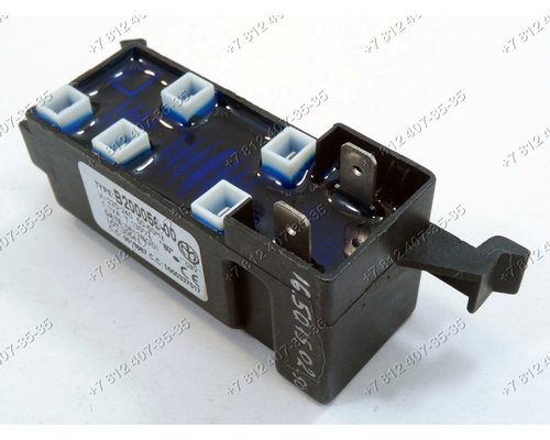Блок розжига для плиты Gorenje, Rika, EXCOOK, GEFEST, AEG, Zanussi Electrolux Hotpoint-Ariston и т.д. B200056-00E B200056-20