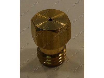 Форсунка (жиклер) малая D81 M6 для сжиженного газа духовки Indesit
