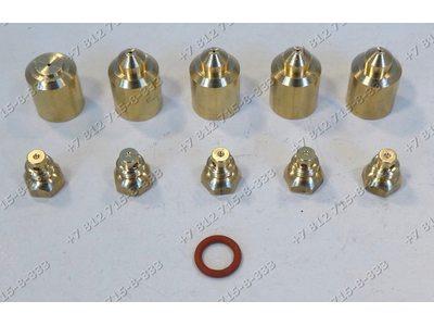 Набор жиклеров духовки Дарина GM441-001-010