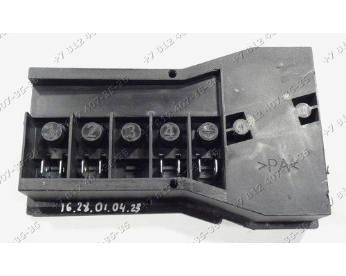 Клеммная коробка духовки Electrolux ZKL64X, Z69, 949592019 00 AEG 67670KMN, 949592454-00