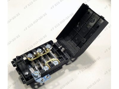 Клеммная коробка для плиты Hansa FCEW63023010, FCEW54024, FCCX53014017, FCCW51004017