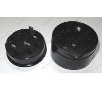 Разъем подключения электроплиты (комплект вилка + розетка) для духовки Лысьва, Электра