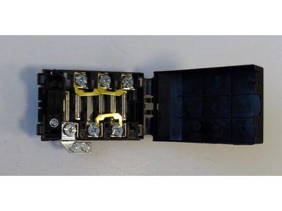 Клеммная коробка плиты Beko CS46100 CS58000