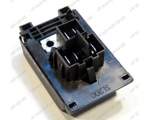 Клеммная коробка SL200 07 0021 01 400V 16A T110 плиты Gefest