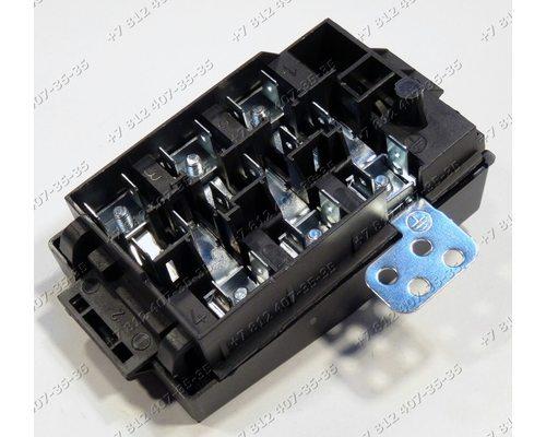 Клеммная коробка SL500 450V 40A T125 плиты Gefest