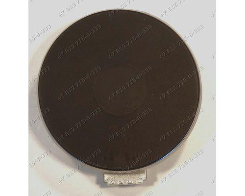 Конфорка чугун 1000W 145 мм для плиты
