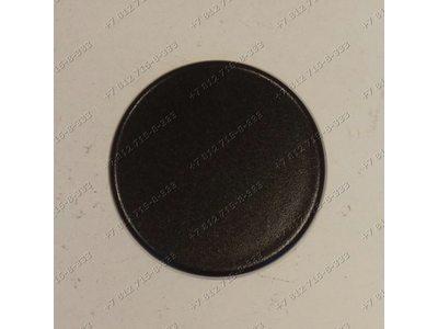 Крышка рассекателя 70мм плиты Electrolux ZGF646CTX 949620653-02