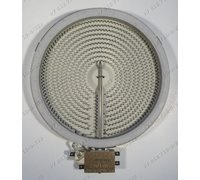 Конфорка для стеклокерамики плиты Electrolux Zanussi ZK630LN09O 949592175-00 EKC6430AOX