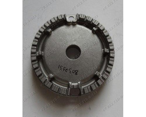 Большой рассекатель газовой плиты Hansa FCGW57001030 FCMW52007010 FCMB52007010 FCMW53020