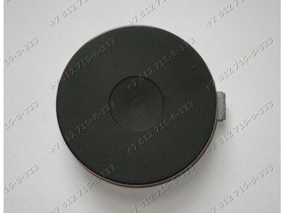Конфорка чугунная D=220 мм 2000 W для электроплиты Hansa Whirlpool Indesit Gefest