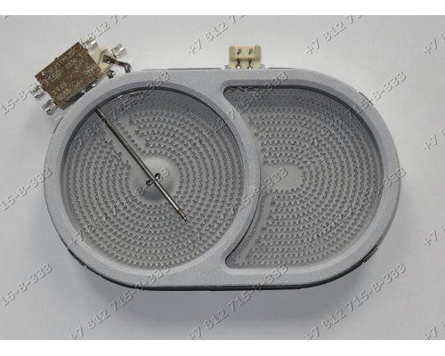Конфорка для стеклокерамики для плиты Ariston KC62DOIX