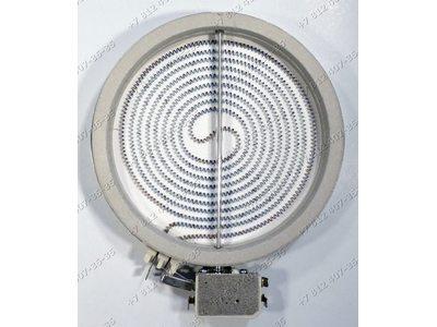 Конфорка стеклокерамика для плиты Indesit Ariston KBH6014IX/1, C3V9PWR, CRM641DX, HUE53P