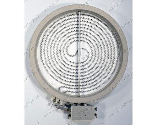 Конфорка стеклокерамика для плиты Ariston KC62DOIX, KBH6014IX/1, KBH6024DO(BI)/HA