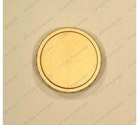 Рассекатель (диаметр 50 мм 65146-0 матовый) средней горелки для плиты Ariston Indesit