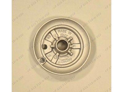 Рассекатель малый D=66 мм для плиты Ariston Indesit TQG641ABK