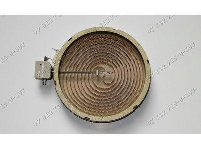 Конфорка стеклокерамика для электроплиты Siemens EK73174/01, EK73A55/01