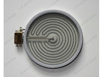 Конфорка стеклокерамика 356247 для электроплиты Bosch NKE645A-01