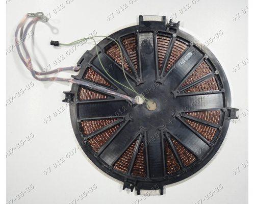 Конфорка индукционная 5430000335 PPS-65(GF+MD) 215 мм для плиты Bosch NIF675T01/01