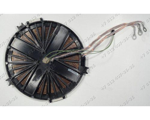 Конфорка индукционная 5430000949 PPS-65(GF+MD) 160 мм для плиты Bosch NIF675T01/01