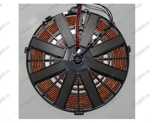 Конфорка индукционная 9001193790 M4502155090570 220 мм для плиты Bosch PIB375FB1E/02
