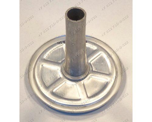 Верх горелки сильного пламени без розжига диаметр 76 мм, на ножке для плиты Дарина