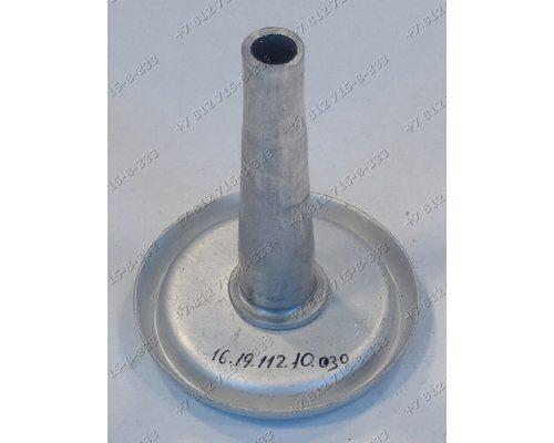Верх горелки сильного пламени без розжига диаметр 55 мм, на ножке для плиты Дарина ПГ50 567 300