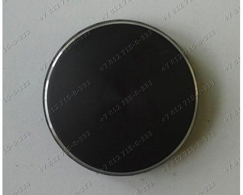 Крышка горелки сильного пламени с ободком диаметр 52 мм плиты Darina
