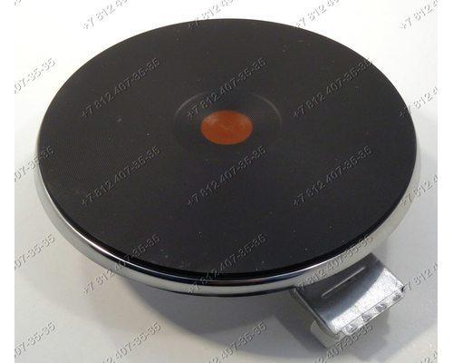 Конфорка чугунная ЭКЧ-180-2.0 производство Турция для плиты Whirlpool