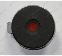 Конфорка под винты D=145 мм 1500W чугунная для плиты Whirlpool Indesit Beko Gorenje