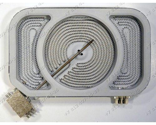 Конфорка 10.57416.304 стеклокерамика 2000W для плиты Kuppersbusch