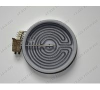 Конфорка стеклокерамика для плиты Beko Candy Indesit Ariston 60.25177.200 10.78431.004