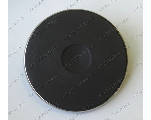 Конфорка чугун 1500W 180 мм под контакты 4 шт чугунная для плиты Beko