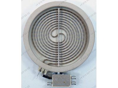 Конфорка однозонная для стеклокерамической плиты 1200W диаметр 140/165 мм