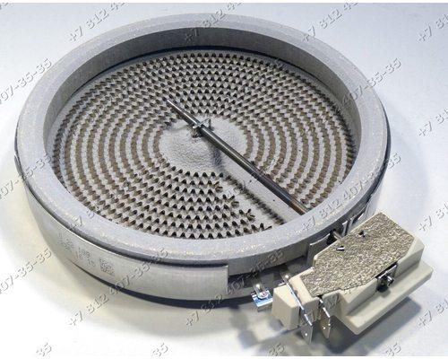Конфорка для стеклокерамики для плиты Gorenje, Hansa BCCI616234, FCCI516444, FCCW510910